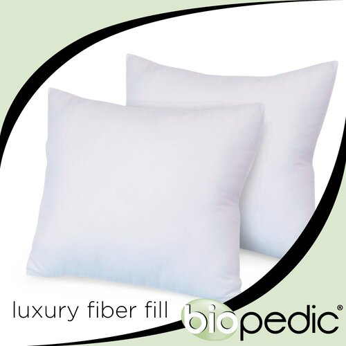 BioPEDIC Euro Pillow