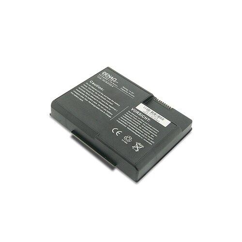 Denaq 8-Cell 4400mAh Lithium Battery for HP / Compaq Presario Laptops