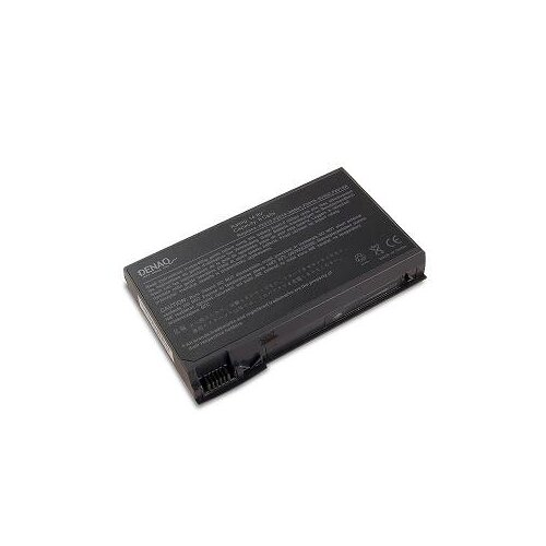 Denaq 8-Cell 4400mAh Lithium Battery for HP Pavilion / Omnibook Laptops