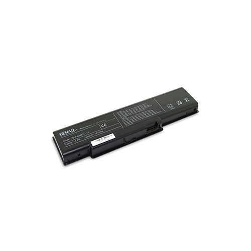Denaq 8-Cell 5200mAh Lithium Battery for TOSHIBA Laptops