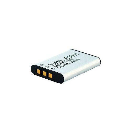 Denaq New 500mAh Rechargeable Battery for NIKON / OLYMPUS / PENTAX / RICOH / SANYO Cameras