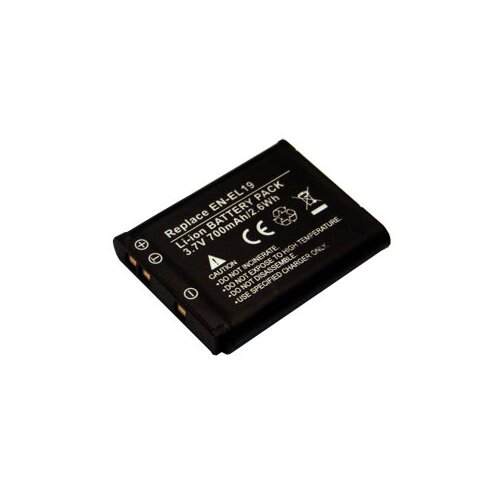 Denaq New 700 mAh Rechargeable Battery for NIKON Cameras