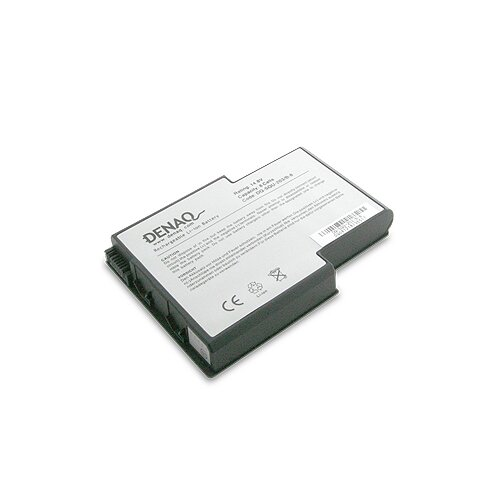 Denaq 8-Cell 4400mAh Lithium Battery for GATEWAY Solo 400 / 450 Laptops