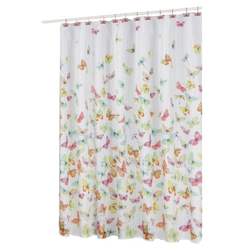 Shannon Polyester Shower Curtain