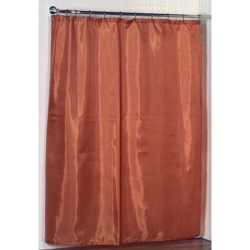 Polyester Fabric Shower Curtain / Liner
