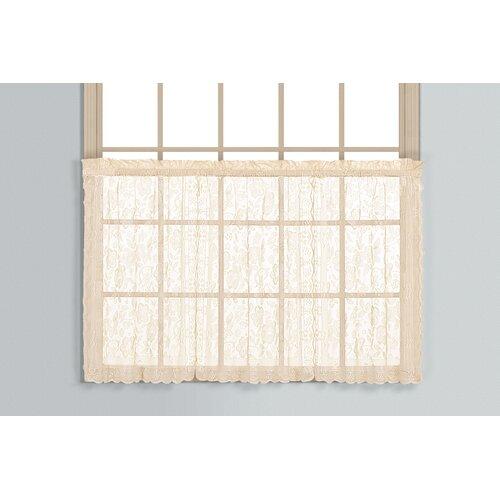 United Curtain Co. Windsor Tier Curtain