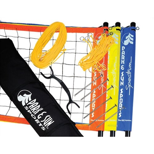 Park & Sun Tri-Ball™ Professional Volleyball Set