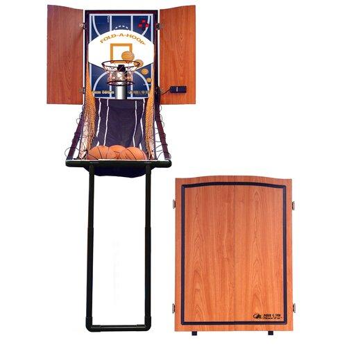 Fold-A-Hoop Basketball Game