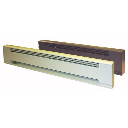 TPI Hydronic / Architectural Style Baseboard Wireway Cover