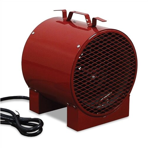 TPI 13,648 BTU Fan Forced Utility Portable Construction Site Electric Space Heater