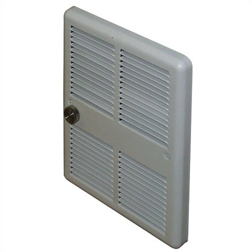 TPI Economical 2,000 Watt Fan Forced Wall Electric Space Heater