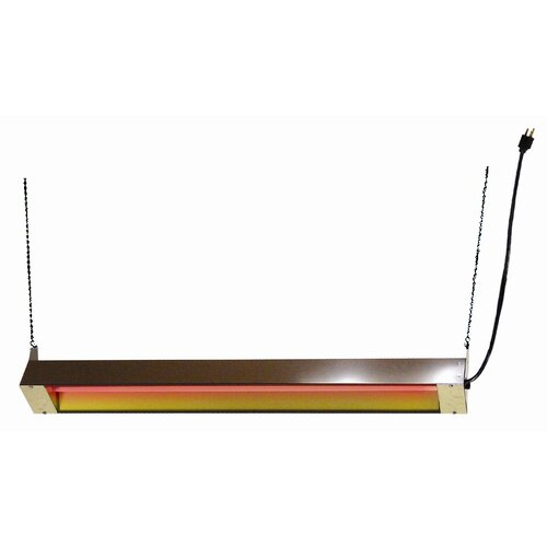 TPI Quartz Infrared Ceiling Mount Space Heater