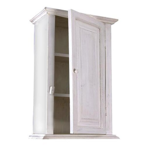 Papa Theo Wall Cabinet with Plain Door