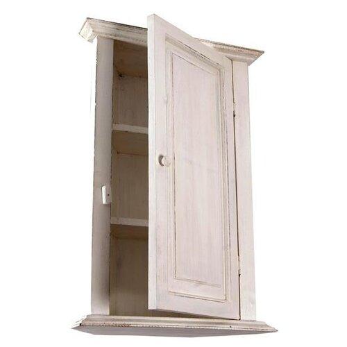 Papa Theo Corner Cabinet with Plain Door