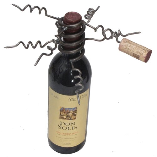 Metrotex Designs Industrial Evolution Eight Cork Display Bottle Topper