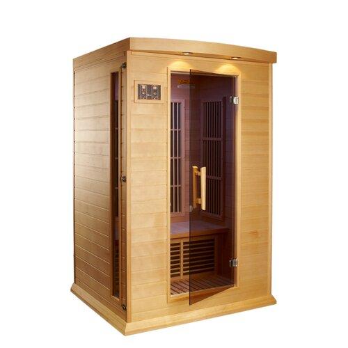 Maxxus 2 Person Carbon FAR Infrared Sauna