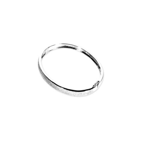 Ayana Jewelry Chandi Court Sterling Silver Bracelet with Clasp