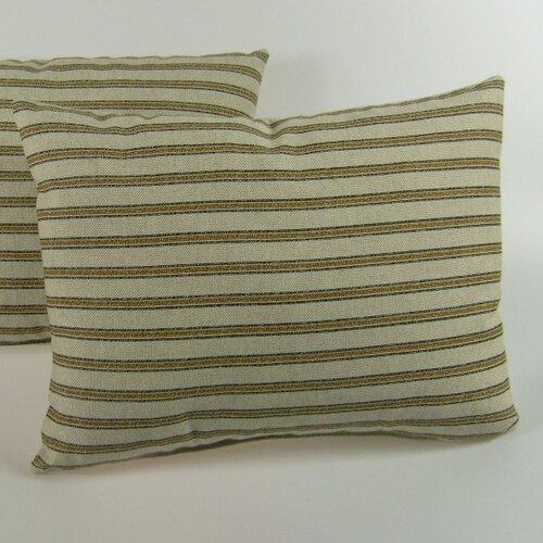 Gardening Stripe Pillow (Set of 2)