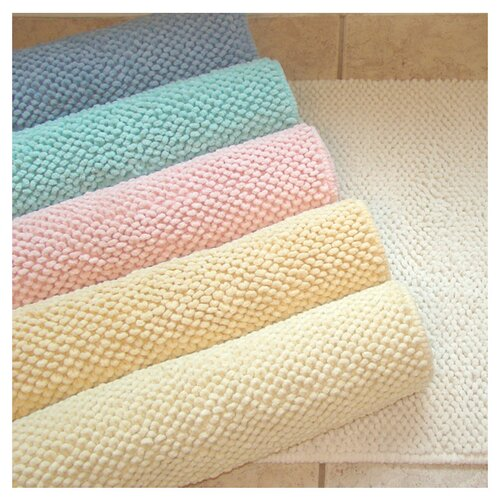American Mills Pebble Cotton Bath Mat