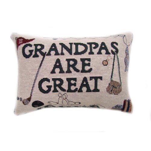 American Mills Grandpas Are Great Pillow