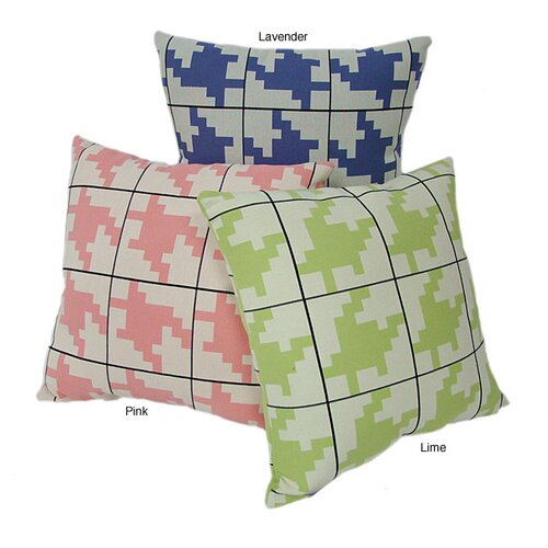 Houndstooth Pillow (Set of 2)