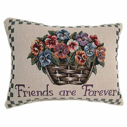 American Mills Forever Friends Pillow