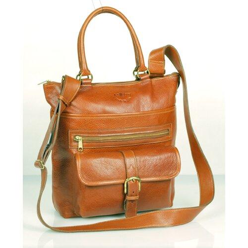 Top Zipper Shoulder Bag