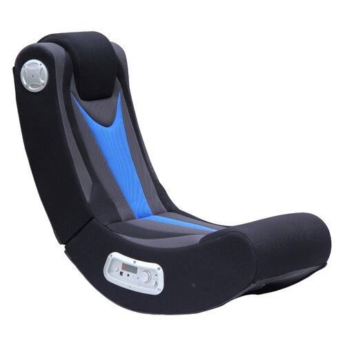 X-Rocker Fox Wireless Sound Video Gaming Rocker Chair