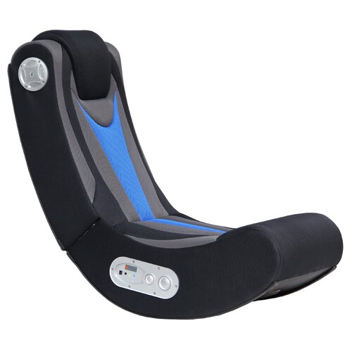 X-Rocker Fox Wireless Sound Video Gaming Rocker Chair