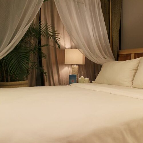 Organic 400 Thread Count Sheet Set
