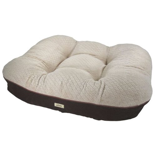 Deluxe Dreamer Memory Foam Cushion Donut Dog Bed