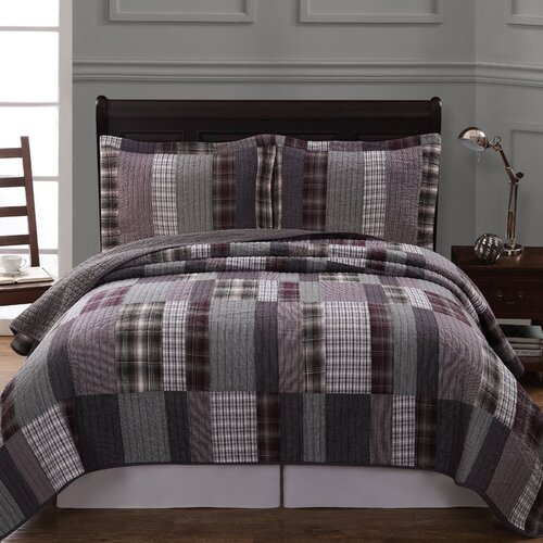 American Traditions Ashbury Cotton Quilt