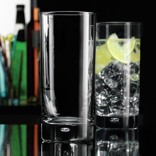 Mix Bubble 17 oz. Highball Glass (Set of 4)