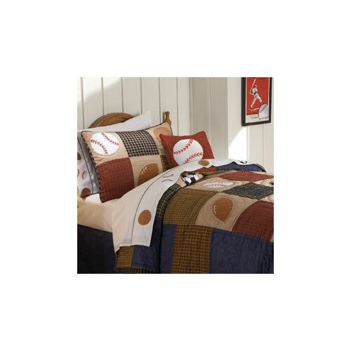 My World Classic Sports 200 Thread Count Sheet Set