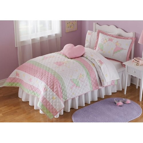 Fairy Balleris Quilt Set