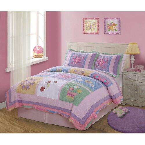 My World Annas Dream 3 Piece Quilt Set