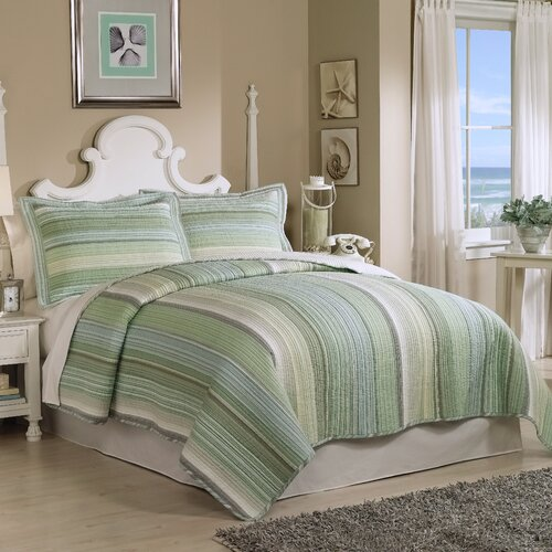 Sage Harbor Reversible Quilt