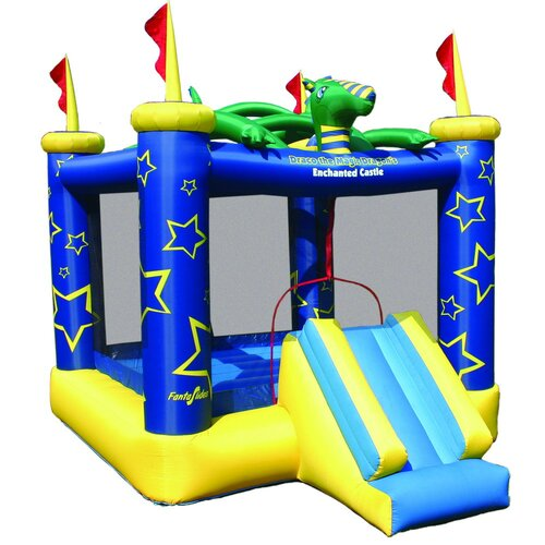 Draco the Magic Dragon Bounce House