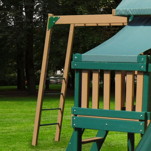 Monkey Bar Extension Optional Accessories for All Monkey Playsystems Models