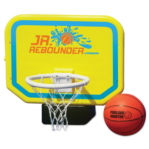 Jr. Pro Poolside Basketball Game
