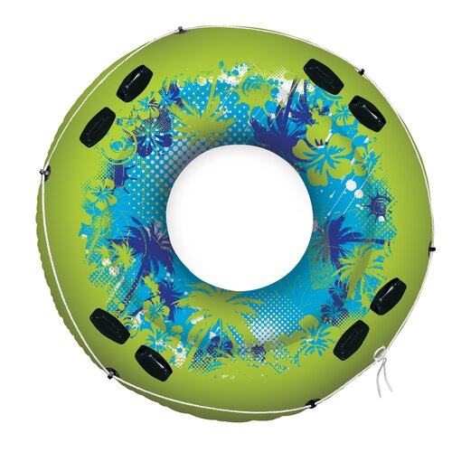 Tropics Island Fun Pool Tube