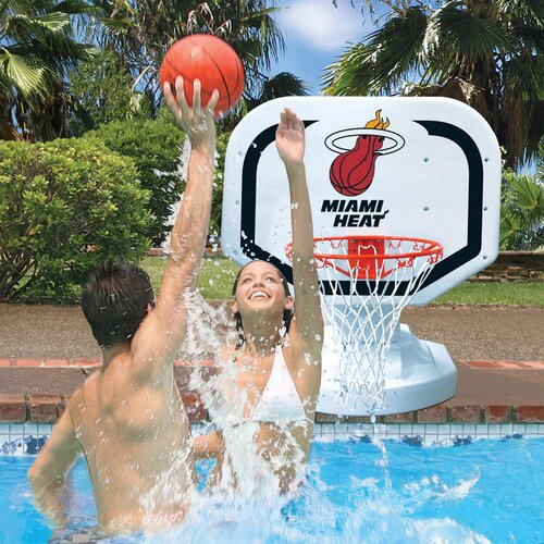 Poolmaster Miami Heat Basketball Game