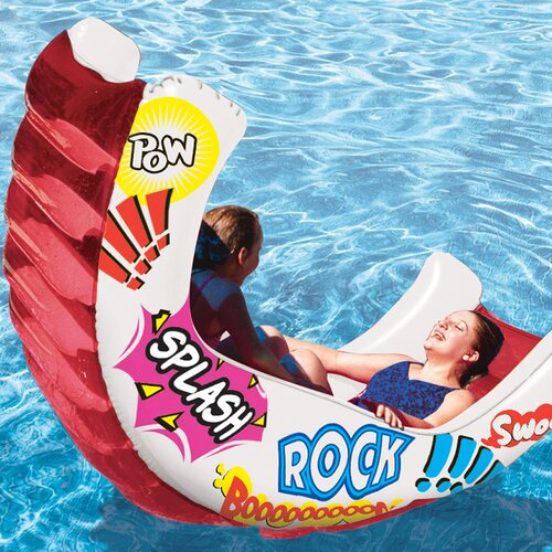 Rockets Fun Pool Toy