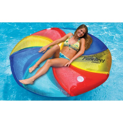 Swimline Pinwheel Pool Lounger
