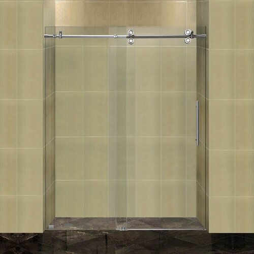 Sliding frameless glass shower door memes Sliding glass shower doors