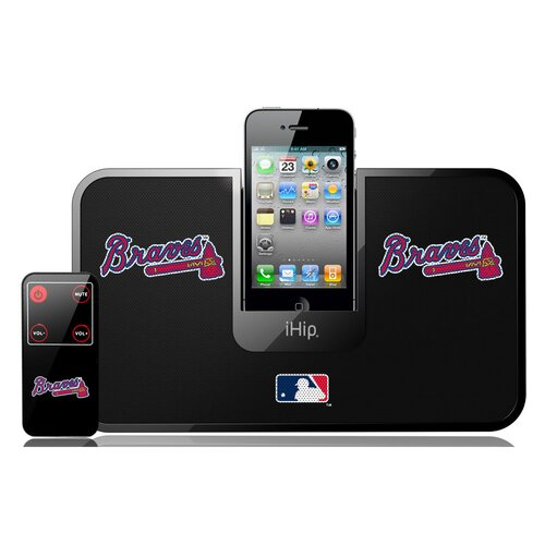 MLB Portable Premium IDock with Remote Control