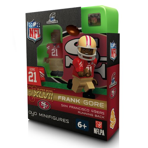 OYO Sports NFL NFC Champions Building-Toy Figure