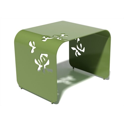 Orange22 Botanist Flight Side Table by Margo Chase