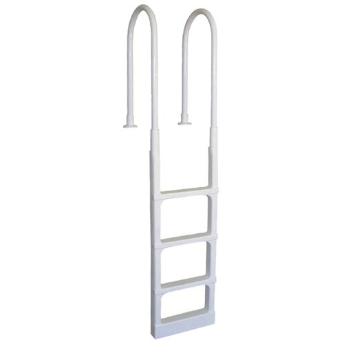 Main Access In-Pool Ladder in White