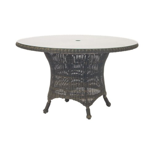 Serengeti Round Umbrella Dining Table